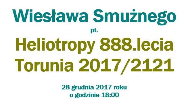 """Zapraszamy na wystawę """"Heliotropy"""" – Wiesław Smużny"""