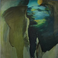 Zaproszenie na wystawę Sabiny Kusz