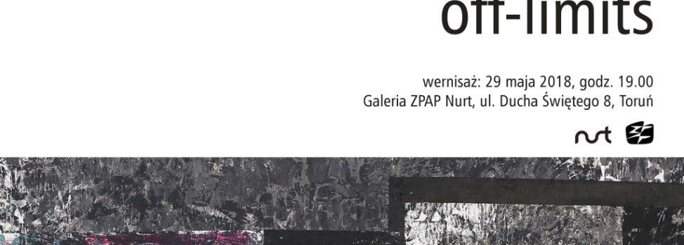 Zapraszamy na wystawę 'off-limits' – Kama Jackowska / Robert Jaworski