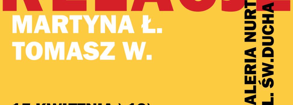 'RELACJE 5' – Martyna Ł. / Tomasz W.
