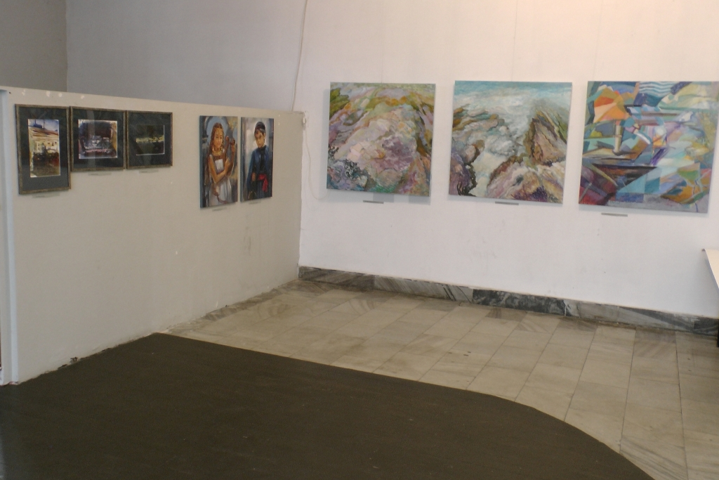 'Syros 2017' – wystawa zbiorowa