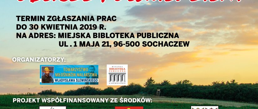 VIII Ogólnopolski Konkurs Plastyczny im. Władysława Ślewińskiego