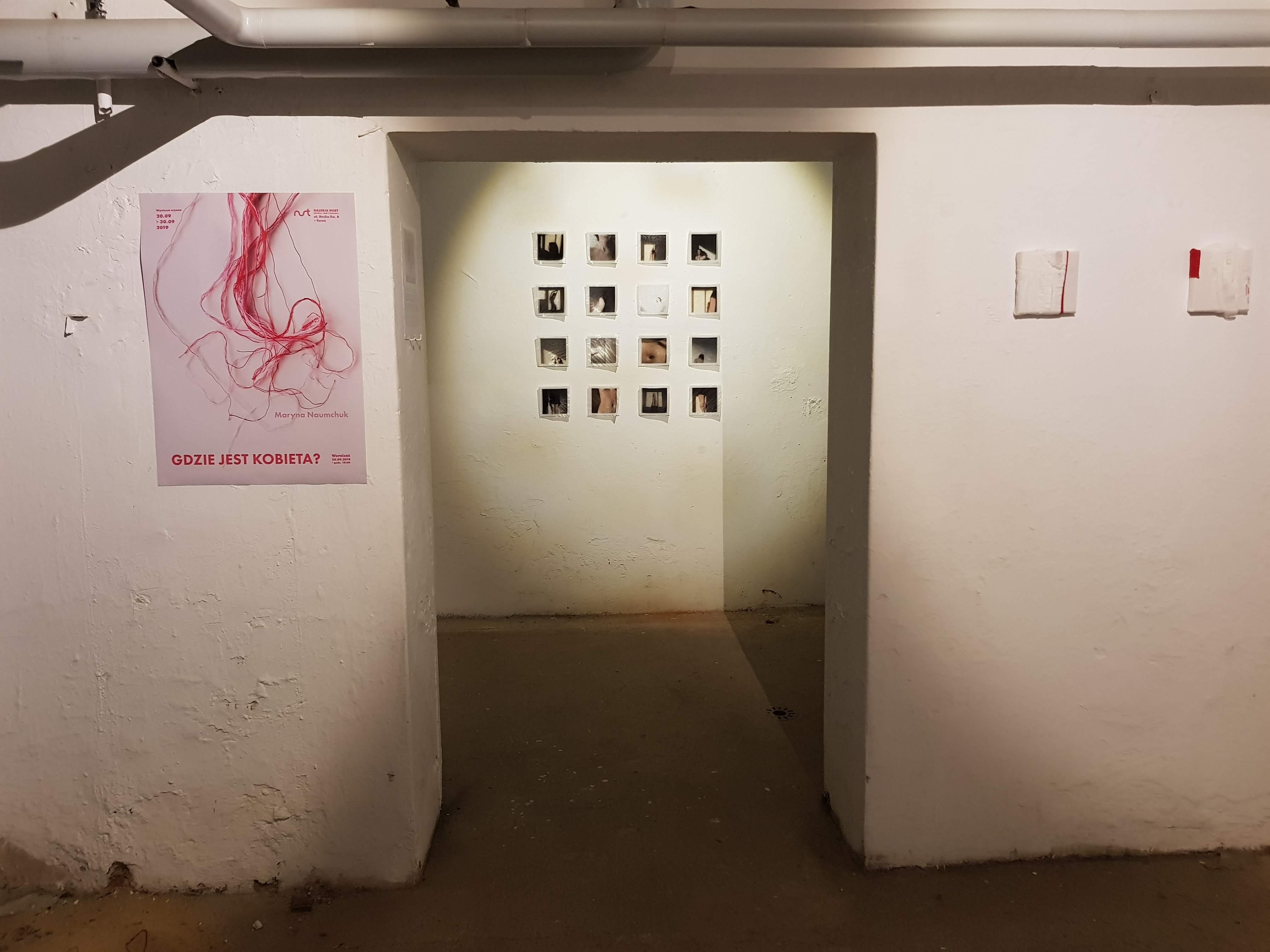 Gdzie jest kobieta? – wystawa Maryny Naumchuk