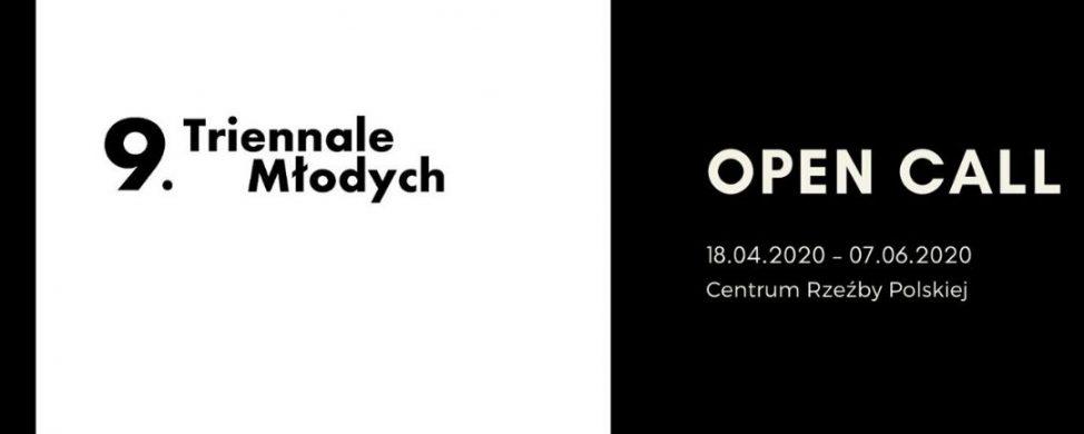 9. Triennale Młodych – open call