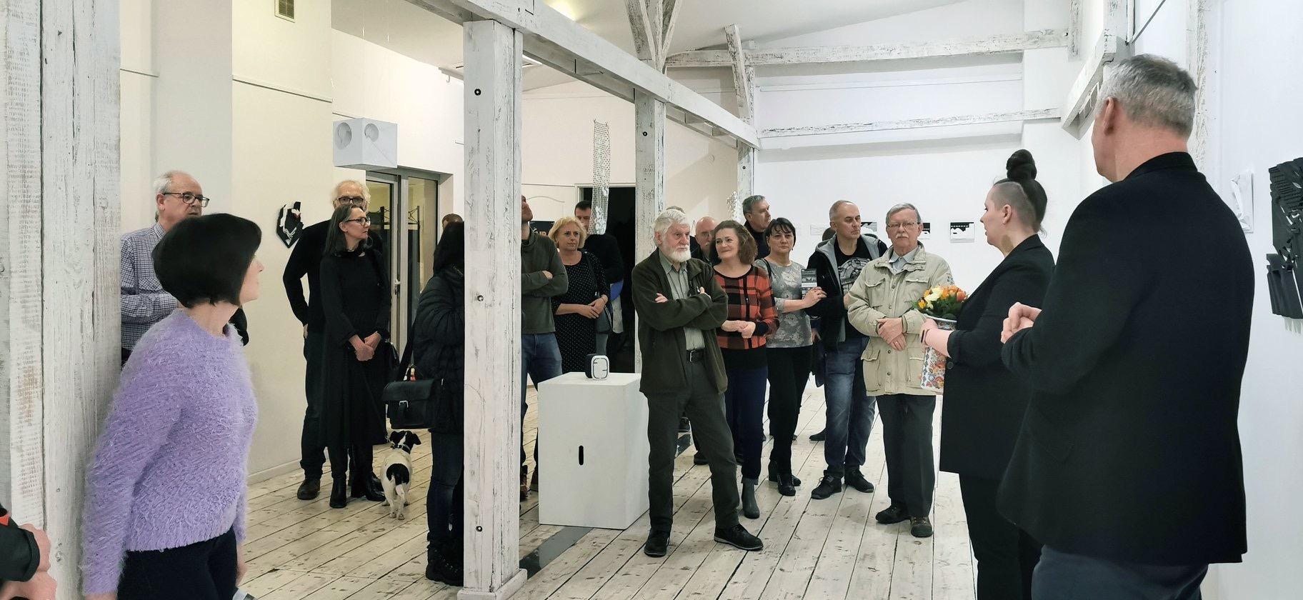 Wystawa Katarzyny Rumińskiej pt. FDM UPGRADE w Opolu