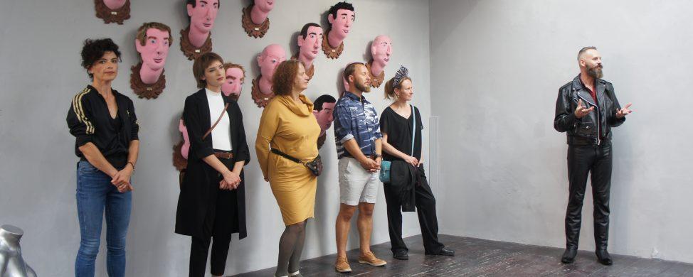 Wystawa TOYS/ 2, Galeria ZPAP,