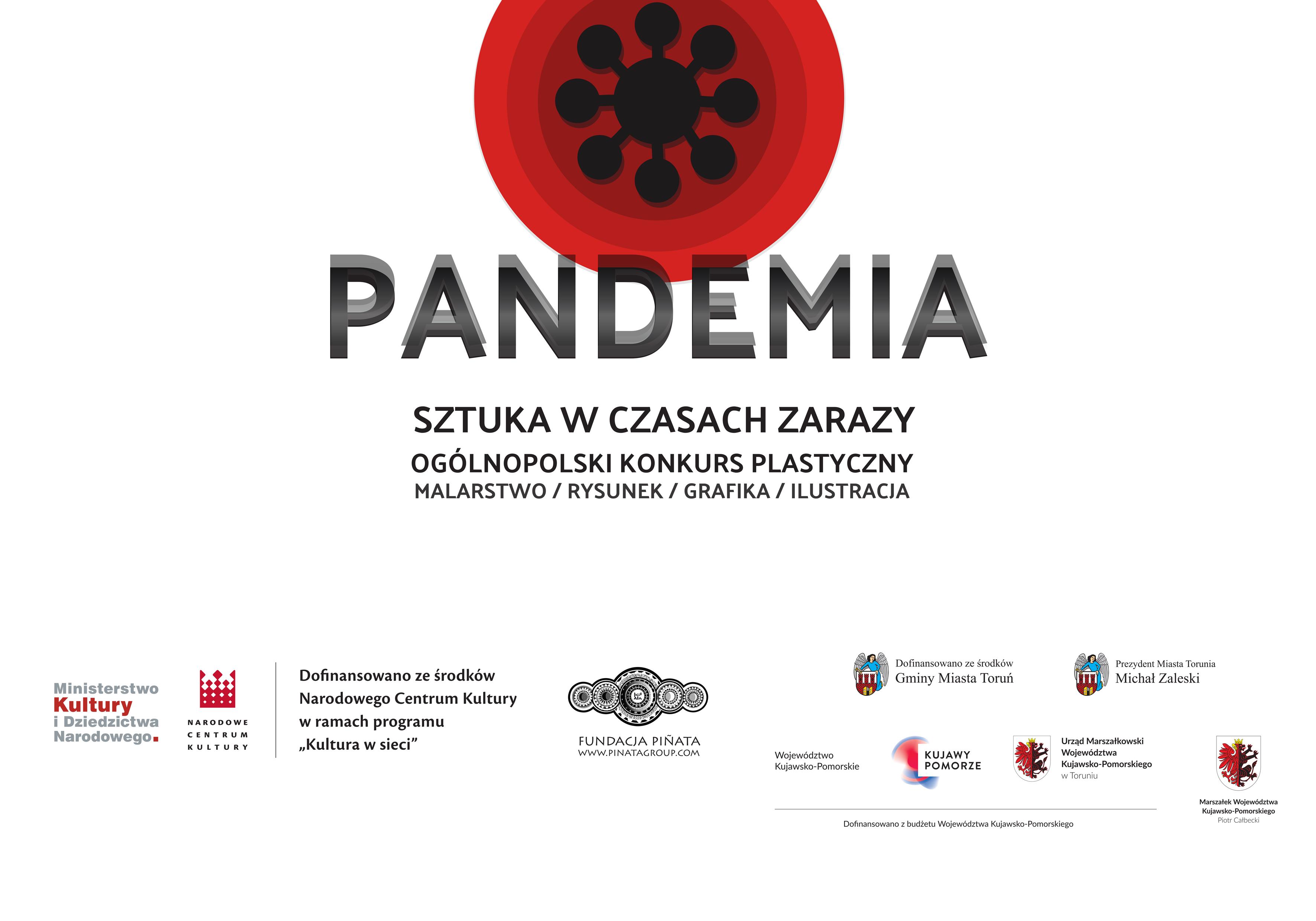 Wystawa pokonkursowa Pandemia