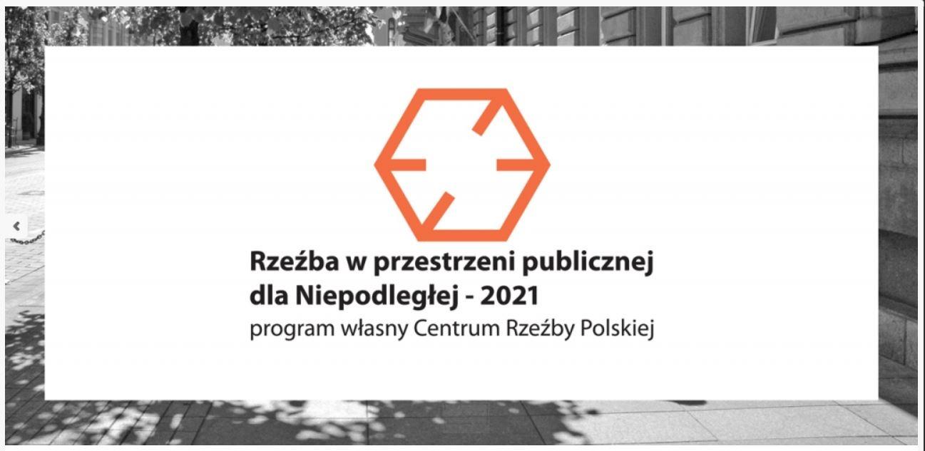 Rzeźba w przestrzeni publicznej dla Niepodległej – 2021
