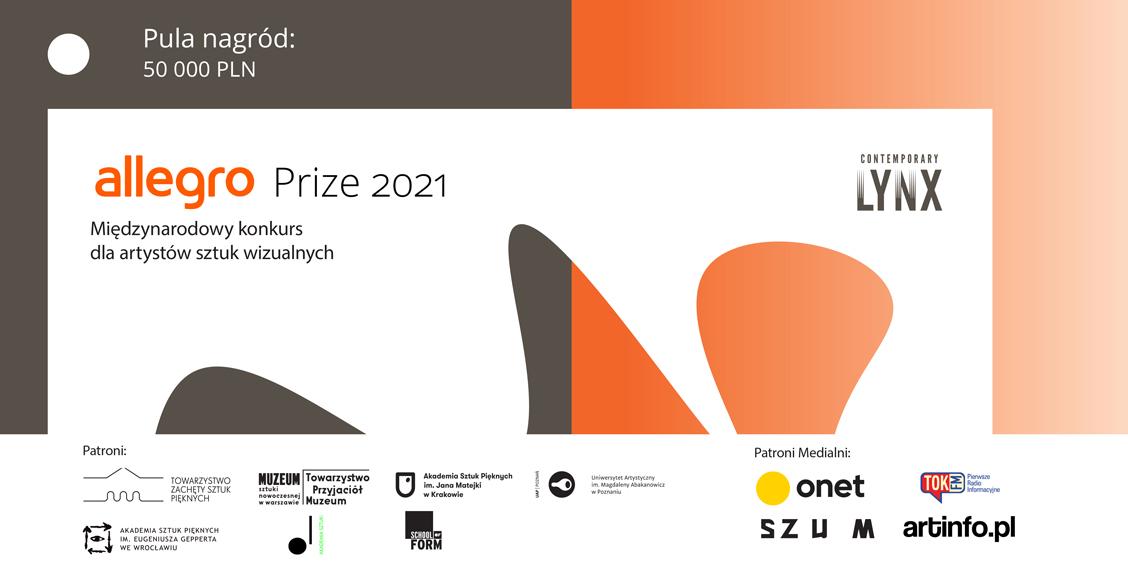 Ruszył Allegro Prize 2021 – międzynarodowy konkurs dla artystów sztuk wizualnych