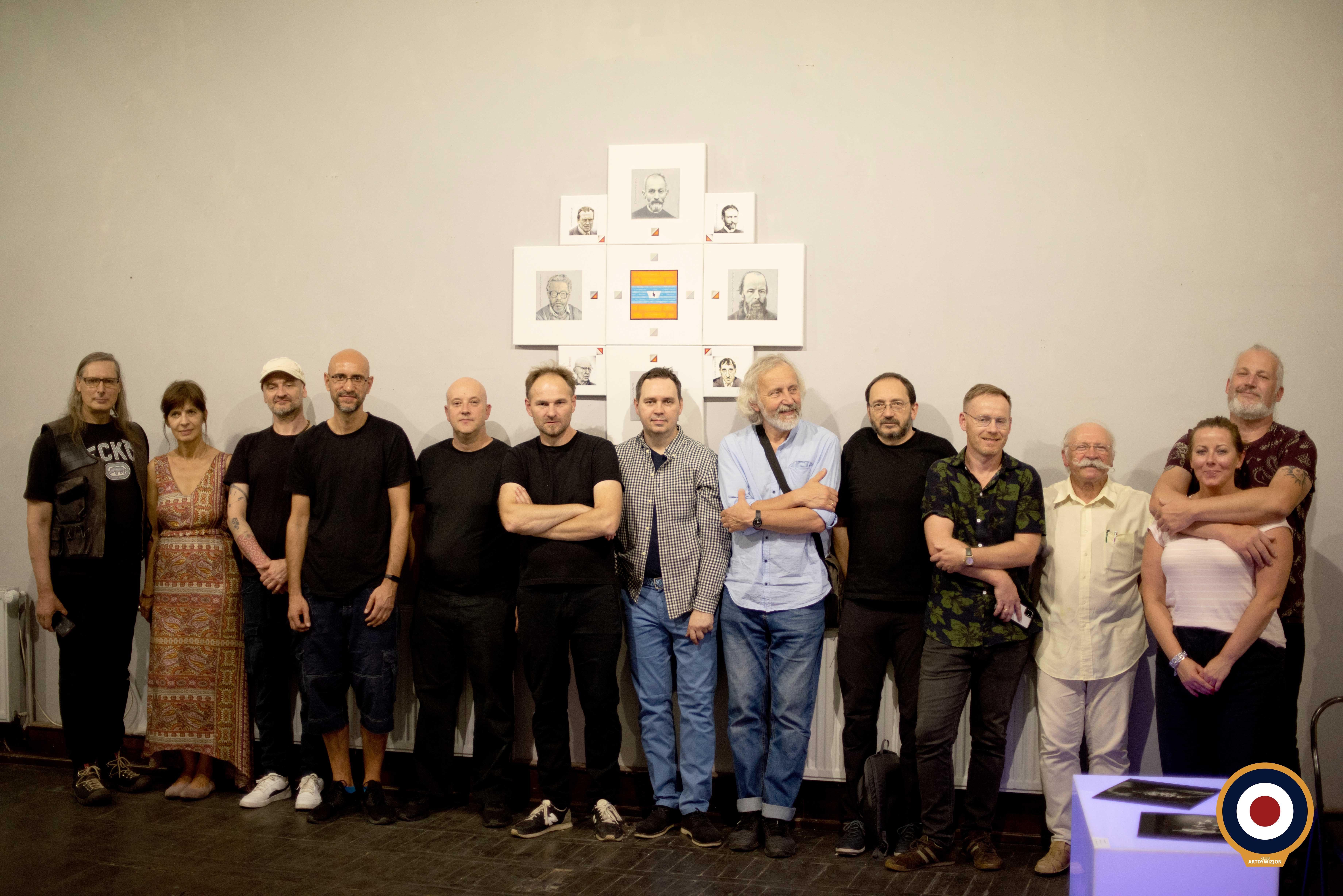Wernisaż wystawy TRANSmutacje. Festiwal Korespondencji Sztuk 2021