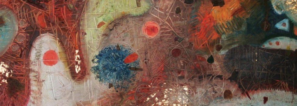 Zapraszamy na wystawę 'Mapy Kolorów' – Edgar Jerzy Pill