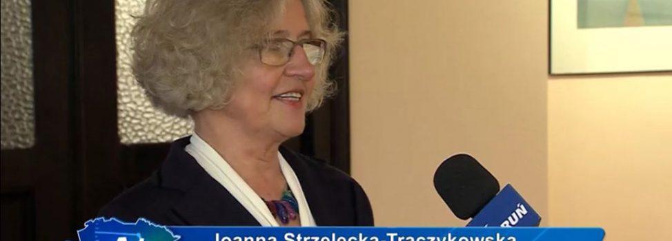 Wystawa Joanny Strzeleckiej-Traczykowskiej w AKCENCIE