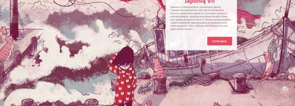 "Konkurs ""Zainspirowani Japonią VII"""
