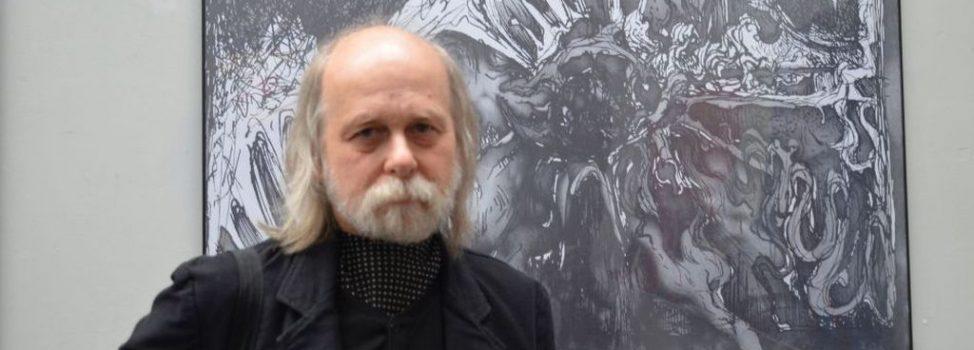'BIAŁO – CZARNA' – wystawa Jerzego Czapiewskiego