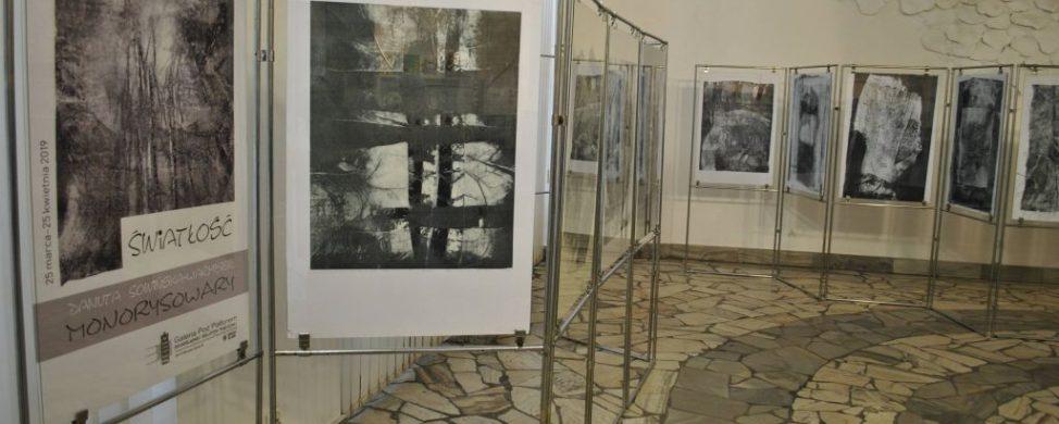 'ŚWIATŁOŚĆ monorysowary' – Danuta Sowińska-Warmbier