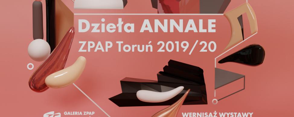 Dzieła Annale ZPAP Toruń 2019/20