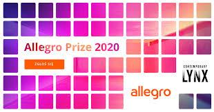 Allegro Prize – konkurs